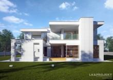 Проект дома LK&1233 двухэтажного