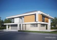 Проект дома LK&1299 из керамических блоков