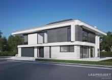 Проект дома LK&1276 из керамических блоков