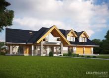 Проект дома LK&1294