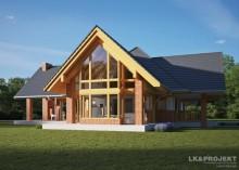 Проект дома LK&1290