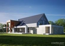 Проект дома LK&1284