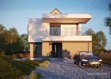 Проект дома LK&1286
