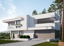 Проект дома LK&1263