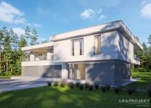 Проект дома LK&1214