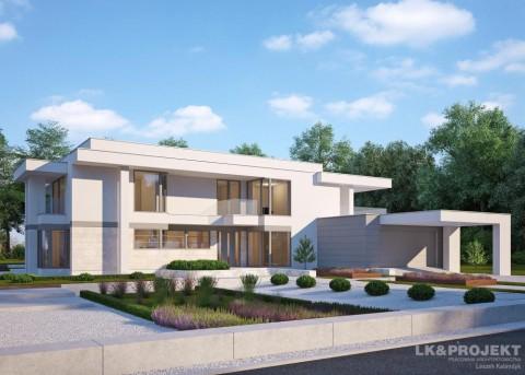 Проект дома LK&1219