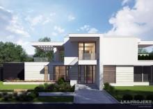 Проект дома LK&1223