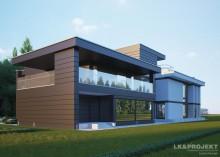 Проект дома LK&1235