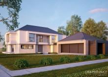 Проект дома LK&1251