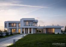 Проект дома LK&1283