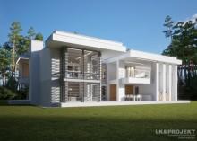 Проект дома LK&1285
