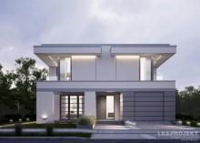 Проект дома LK&1288