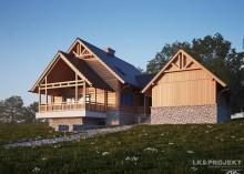 Проект дома LK&1297