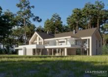 Проект дома LK&1301