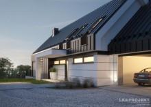 Проект дома LK&1302