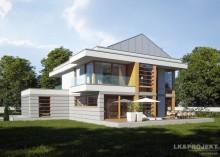 Проект дома LK&1306