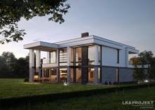 Проект дома LK&1308