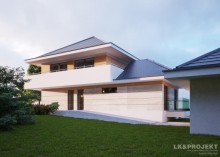 Проект дома LK&1312
