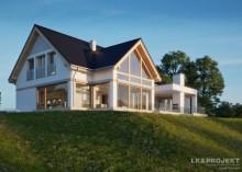 Проект дома LK&1313