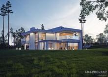 Проект дома LK&1321
