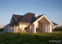 Проект дома LK&1322