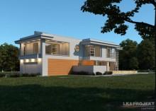 Проект дома LK&1325