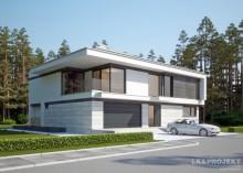 Проект дома LK&1326