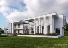 Проект дома LK&1327