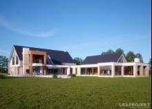 Проект дома LK&1338