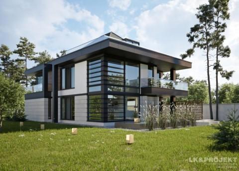 Проект дома LK&1340