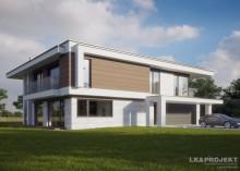 Проект дома LK&1341