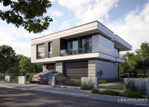 Проект дома LK&1343