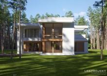 Проект дома LK&1345