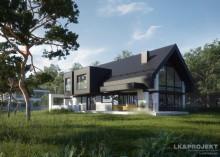 Проект дома LK&1352