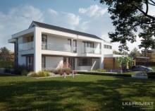 Проект дома LK&1358