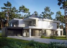 Проект дома LK&1359
