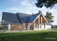 Проект дома LK&1367