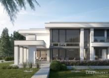 Проект дома LK&1378