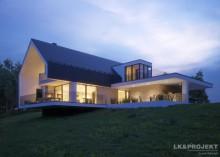 Проект дома LK&1382