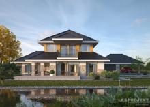 Проект дома LK&1386
