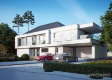 Проект дома LK&1387