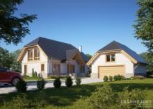 Проект дома LK&1392