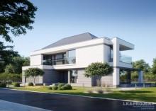 Проект дома LK&1393