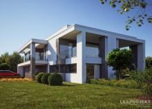 Проект дома LK&1399