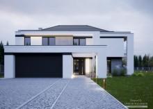 Проект дома LK&1402