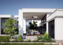 Проект дома LK&1403