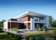 Проект дома LK&1408