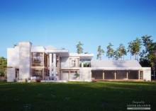 Проект дома LK&1412