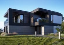 Проект дома LK&1418
