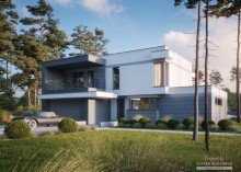 Проект дома LK&1427